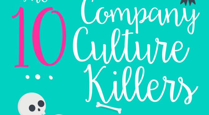 Her er de 10 kultur-ødeleggerne på jobben