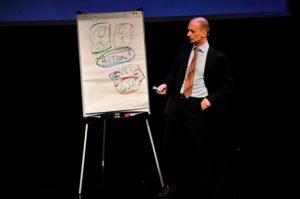 Morten Brandt foreleser