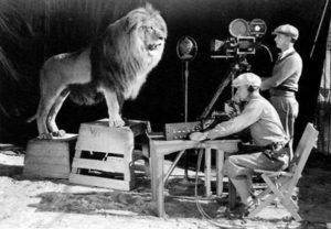 "MGM-løven ""Leo"""