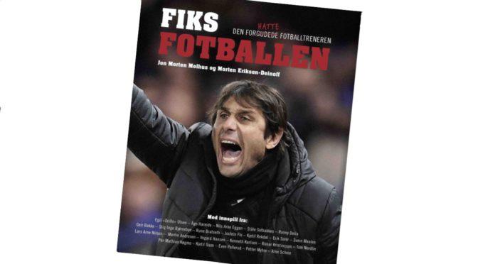 FIKS FOTBALLEN – årets bok til alle som er glad i fotball