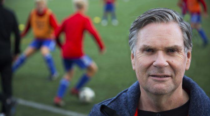 Foredraget «Hva kan ledere lære av fotballen– og hva bør de absolutt IKKE lære?»