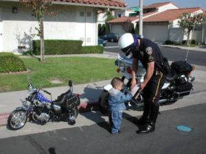 Police kid humor pic17421