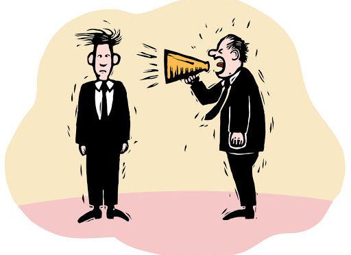 Hvordan vite om du er en fryktelig, elendig og veldig dårlig sjef?
