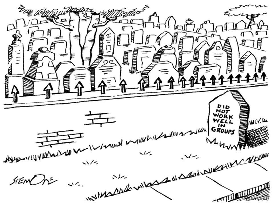 Team graveyard